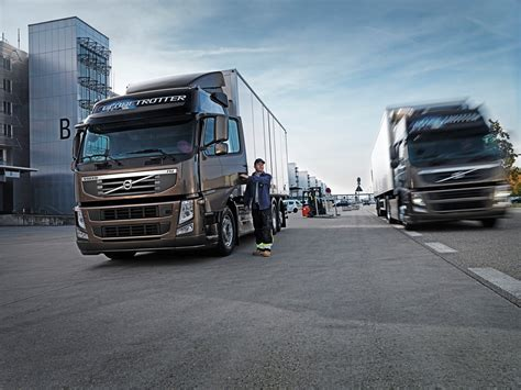 volvo global volvo fm trucks global edition environment friendly