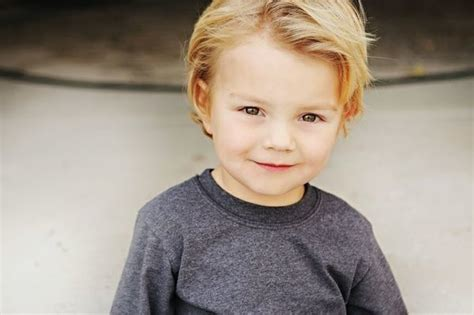 three tear old boys hairstyles 23 trendy and cute toddler boy haircuts