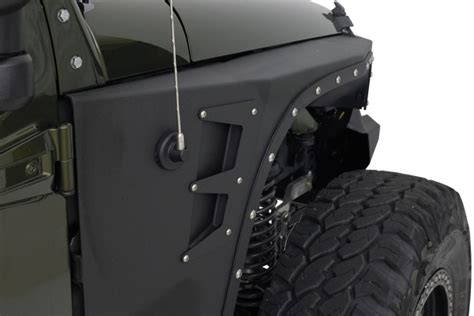 Jeep Fender Armor Smittybilt Xrc Armor Fender Flares Best Price On