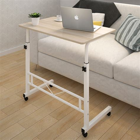 laptop desks for bed adjustable sofa bed side table laptop computer desk