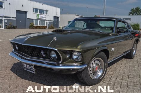 ford mustang gt fastback 69 foto s 187 autojunk nl 150572