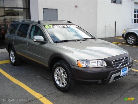 volvo xc70 2007 2007 willow green metallic volvo xc70 awd 3571219