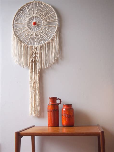 How To Macrame - add some boho spirit with these 21 macrame hanging wall