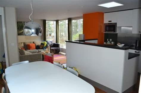Center Parcs 3 Bedroom Woodland Lodge by Living Area In New Style Woodland Lodge Picture Of