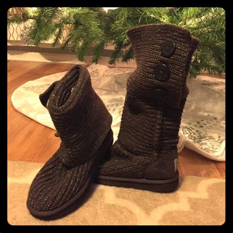 Classic Cardy Ugg Boots Will You Get Them by 43 Ugg Shoes Ugg Classic Cardy Chocolate Brown