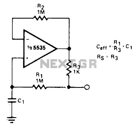 floating capacitor multiplier why don t use capacitance multipliers in pedals
