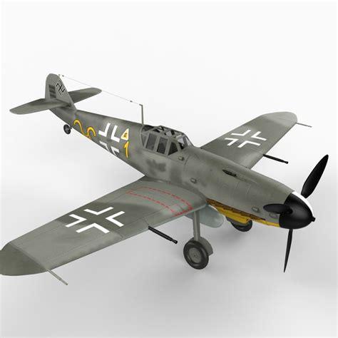 messerschmitt bf 109 the 1848324790 3ds max me 109 g6 messerschmitt bf 109