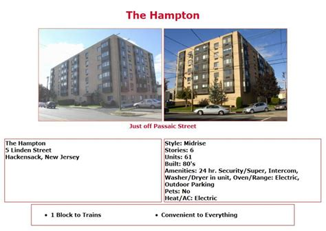 section 8 bergen county nj bergen county condos for sale at the hton hackensack nj