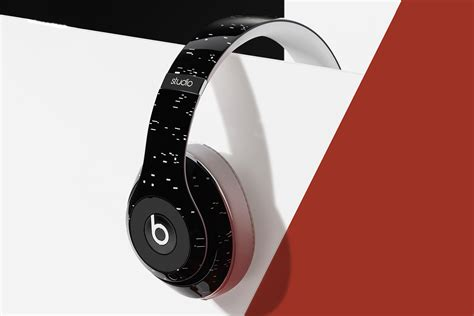 Limited Beats Studio Black pigalle beats by dre limited edition studio wireless