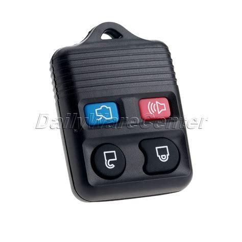 Alarm Keyless Entry new 4 button keyless entry remote car key shell