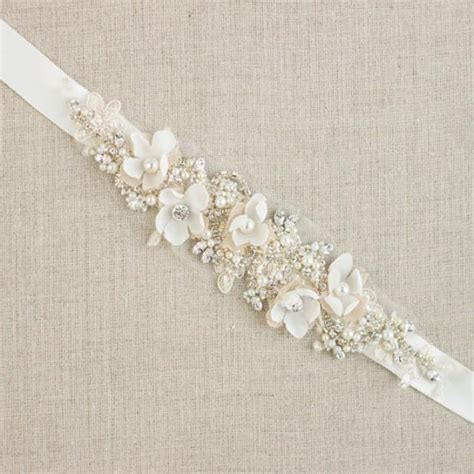 rustic wedding wedding dress bridal belt 2234343
