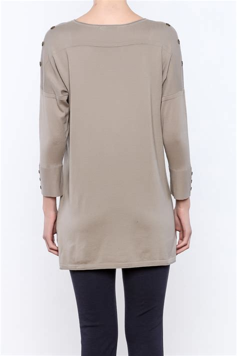 Ms Simply Top simply noelle shoulder inset top from mississippi by suzi shoptiques