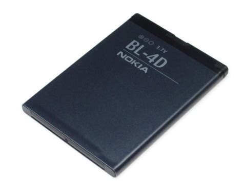 Battery Nokia Bl 4d nokia n8 00 battery li ion bl 4d 1200mah