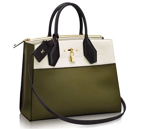Louis Vuitton Bag From And The City by Hit The Streets In Style With The Louis Vuitton City