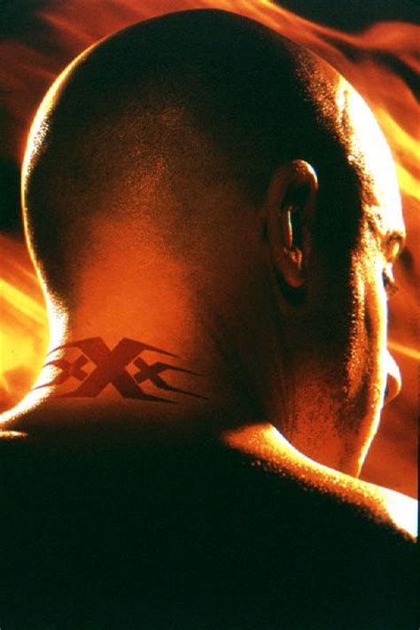 Imagenes De Tatuajes De Triple X | el tatuaje triple x de vin diesel tendencias y moda