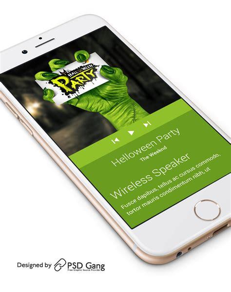 material design app mockup get free material design app mockup psd