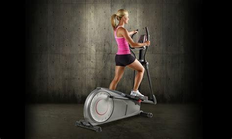 proform comfort stride elliptical 379 99 for proform comfort stride elliptical groupon