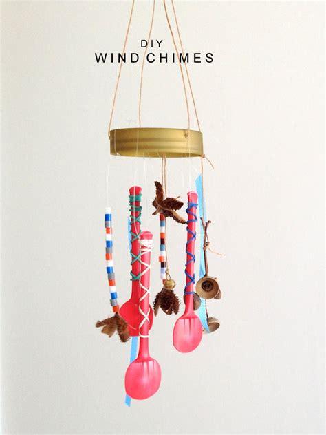How To Make Handmade Wind Chimes - diy wind chimes handmade
