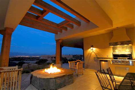 new mexico housing spice up your las cruces new mexico custom home with outdoor fire concepts picacho