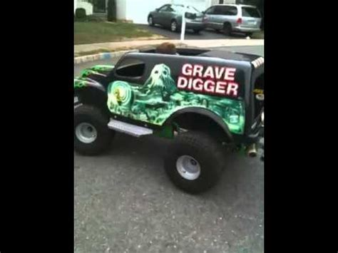 grave digger monster truck go kart for sale grave digger go kart
