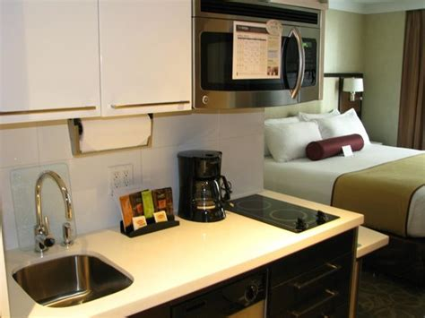 Nyc Suites With Kitchens by Self Contained Kitchen Picture Of Staybridge Suites