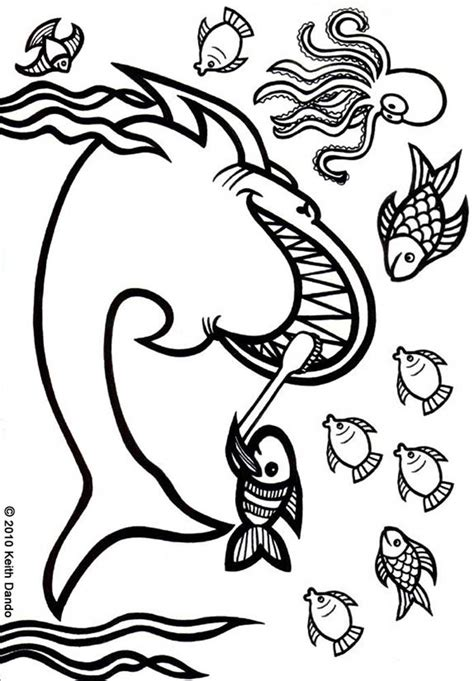shark tooth coloring page shark teeth coloring pages