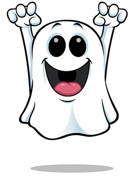 Happy Ghost Clipart happy ghost symbols emoticons
