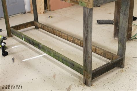 build potting bench how to build a potting bench with reclaimed wood
