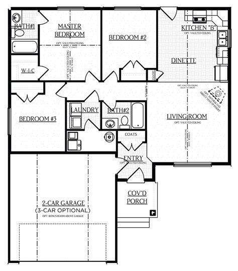carleton home floor plan visionary homes