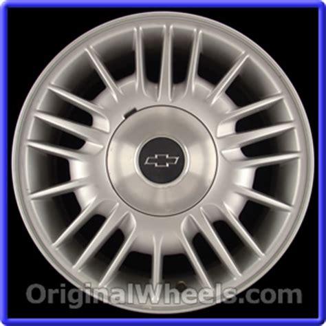 2003 impala lug pattern oem 2000 chevrolet impala used factory wheels from