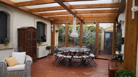 verande di legno verande in legno expotorrisi