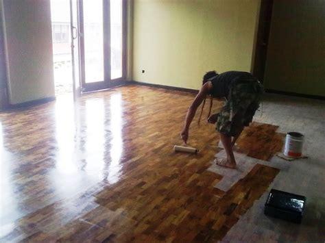 Karpet Lantai Meteran Di Malang desain ruang keluarga dengan menggunakan lantai parket