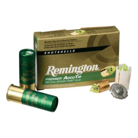 Calgary Home Decor Stores by Remington Premier Accutip Bonded Sabot Slug Cabela S Canada