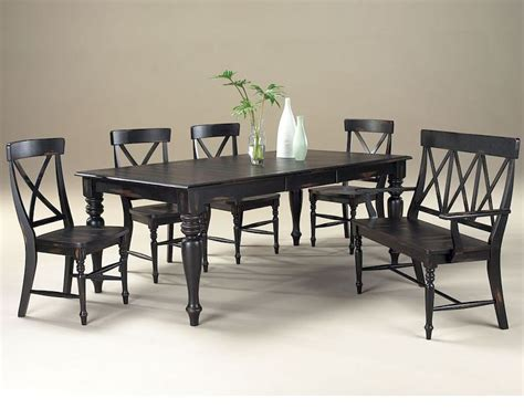 wooden dining sets intercon solid wood dining set roanoke inrn4478set