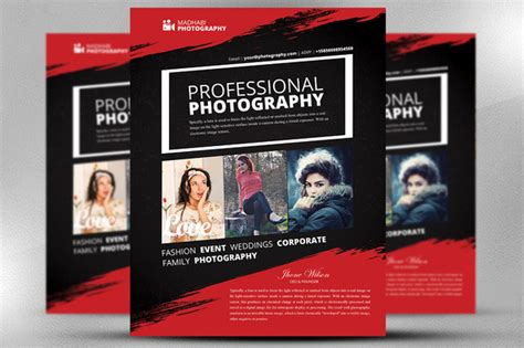 photography advertisement template photography marketing deals that will help you succeed