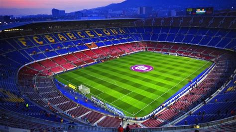Home Interior Design Usa by Camp Nou Fc Barcelona Stadium Hd Wallpaper Download