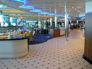 Dining Room Paneling adventure of the seas cruise ship review royal caribbean