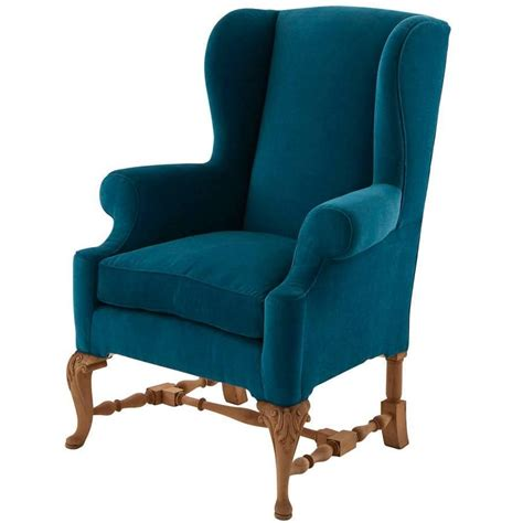 vintage wingback chair antique french wing chair for sale at 1stdibs