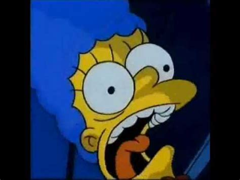 Simpsons Treehouse Of Horror All Episodes - marge simpson scream youtube