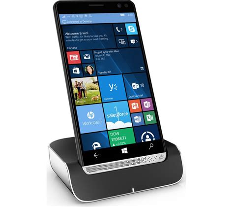 hp elite x3 buy hp elite x3 with dock 64 gb black free delivery