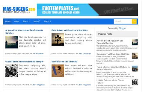 template blog seo responsive terbaru terpopuler 2015
