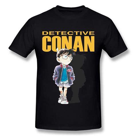 Detective Conan 9 T Shirt detective conan logo promotion shop for promotional