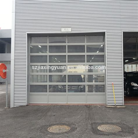 Sell Insulated Polycarbonate Glass Garage Door Prices Garage Door Price