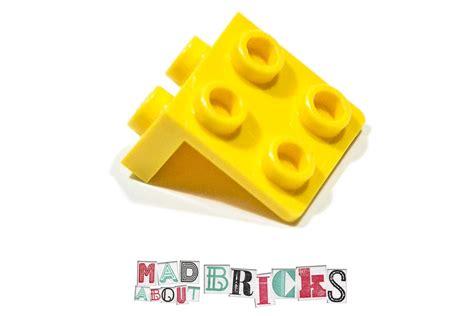 Set Part 2x2 Yellow lego 92411 1x2 2x2 angle plate 4615642 ebay
