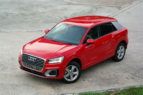 audi q2 2017 review que crossover