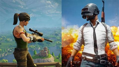 fortnite vs pubg pubg vs fortnite battle royale which should you play