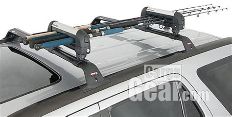 Roof Rack For Fishing Rods by Fishing Poles Small Ski Rack