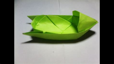3d origami ship tutorial paper folding how to make boat 3d origami boat