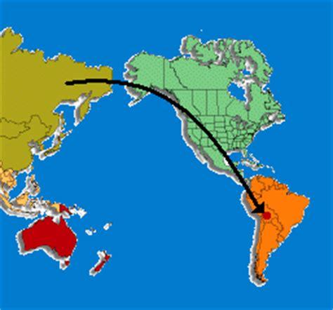 mapa del estrecho de bering mi tambor de hojalata descubrimientos recientes el