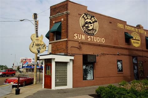 Records In Tennessee J D Mcpherson Performs Quot Abigail Blue Quot At The Legendary Sun Studio In Tn
